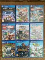 PS4 Kids & family friendly Entertaining Educational Games