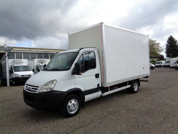 Iveco 35 C12 *Maxi-Koffer 4.25m*ABS*Euro 4* - 2010
