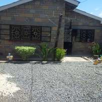 2 bedroom bungalow to let at utawala
