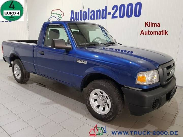 Ford Ranger 2.3 L 16V Pick Up Single Cab Klimaanlage - 2011