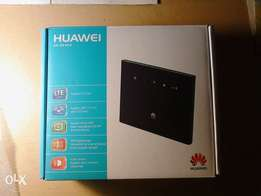 Huawei B315 LTE Modem NEW! Tested only once!