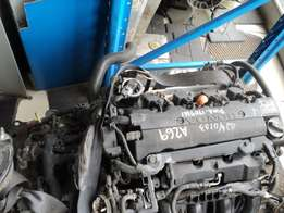 honda civic 2.0 ENGINE R19500