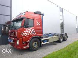 Volvo Fm9.340 6x2 Chassis Globetrotter Euro 3 - For Import