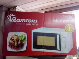 Brand new ramtons microwave for sale