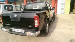 Company Nissan Navara for sale