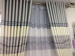 Matching curtains and nets