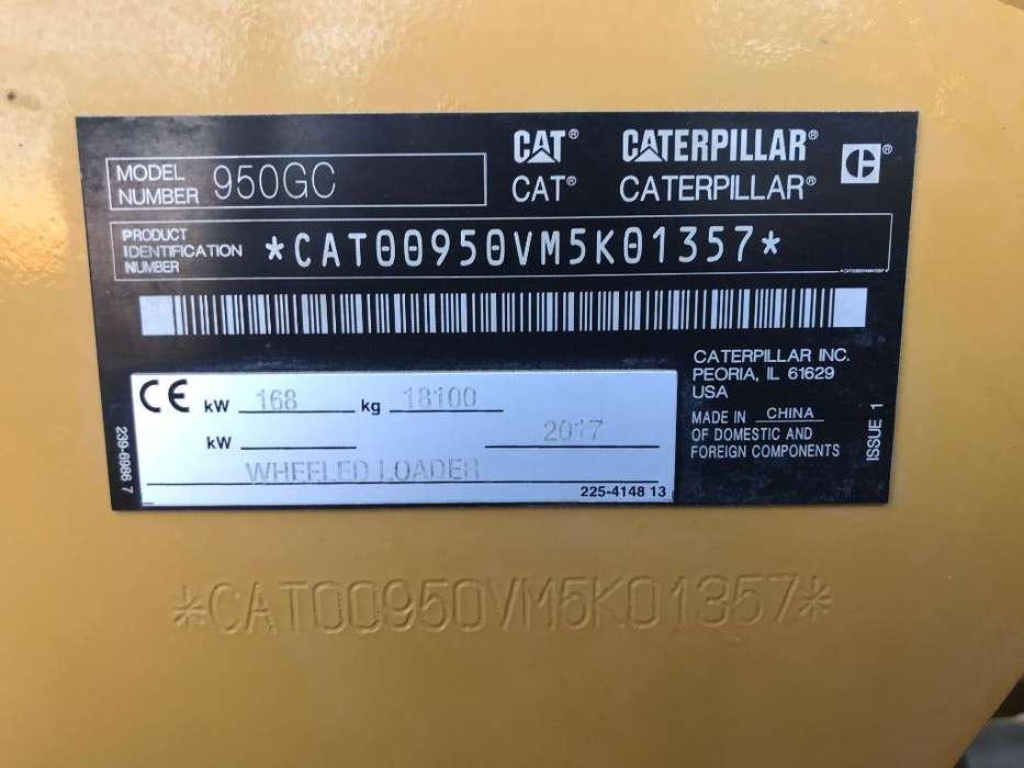 Caterpillar 950 GC (2pc) - 2017