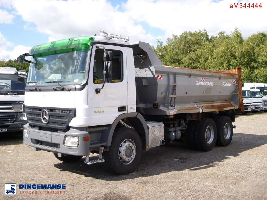 Mercedes-Benz Actros 3336 6x4 tipper - 2008