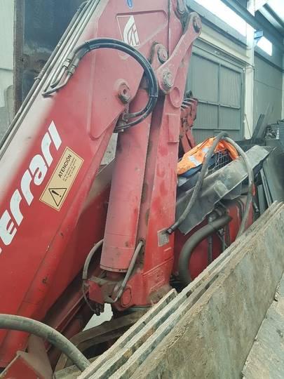 Ferrari F719 A6 loader crane
