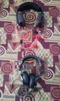 Gaming Head Set for sale