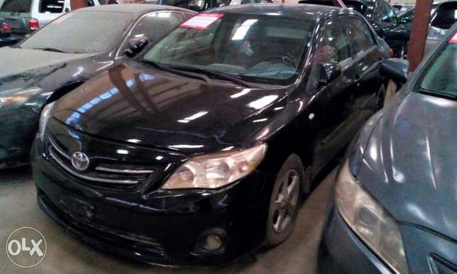 Grab now!! Toyota Corolla 2012 direct Ikeja - image 4