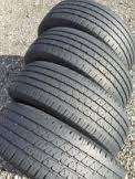 Tyres 255/70/16 x4 Continental take all 4 for R2500. \ Alberton . cont