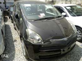 Toyota Ractis Metallic black KCP HP Accepted