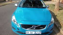 2013 Voivo S60 TS Colour Blue Rdesign Auto