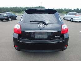 Auris Black Fresh Import
