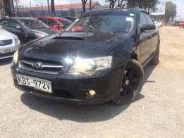 Subaru Legacy saloon B4 Turbo 2000cc Just Buy and drive