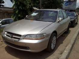Well maintained Honda accord Baby boy v6 at give away price