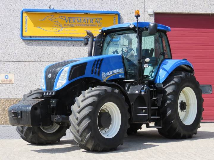 New Holland T8.360 - 2013