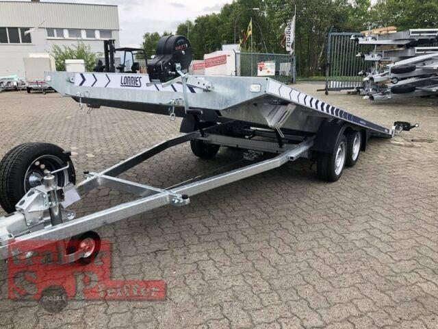Lorries PLI35 5021 Winde Reserverad Kipper !!! - image 4