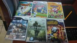 Wii Games(Pal)
