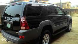 Fairly Nigerian used Toyota 4runner for sale