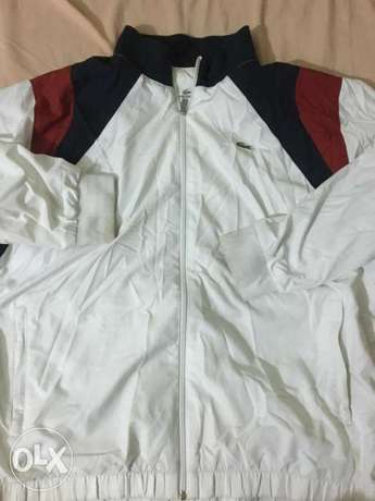 Lacoste Jacket Used In Good Condition Size 7-2XL Original 100%