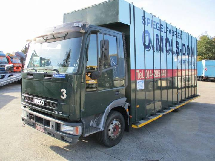Iveco 80E17 Glas / Glass Transporter - 2002
