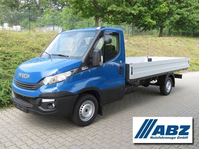 Iveco Daily 35S16A8 / Ladelange: 4.39m / Hi Matic