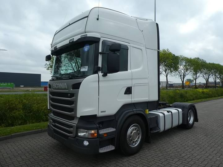 Scania R450 manual ret. full air - 2014