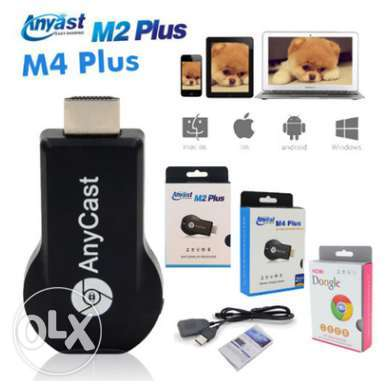 AnyCast M9 Plus M2 Plus M4 Plus WiFi Display Receiver Airplay Support