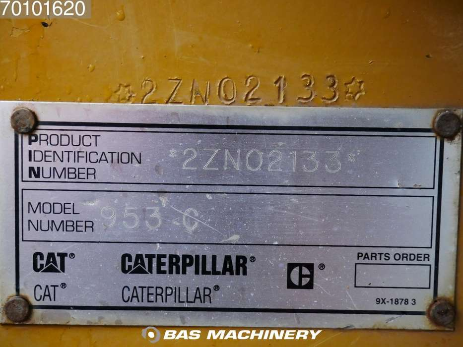 Caterpillar 953C - 1998 - image 15