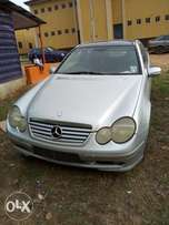 Clean direct C230 Mercedes Benz