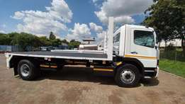 2002 Mercedes 8 ton Atego for sale