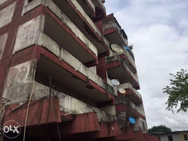 A 7 Storey Building(Block Of Flats) For Sale!! Apapa - image 5