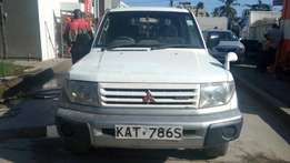 Mistubishi Pajero for sale at affordable price