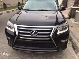 2015 Lexus GX460 fullest option