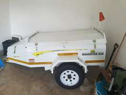 Used once Trailer