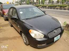 Hyundai Accent (Xtremely Sharp)