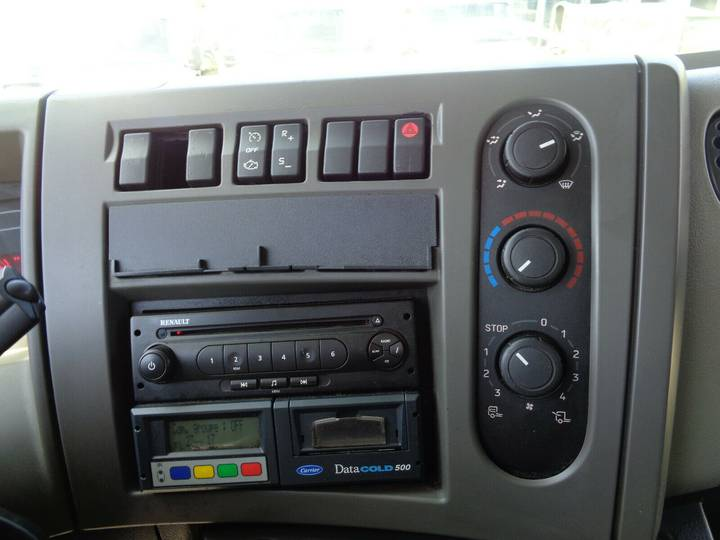 Renault Midlum 220.16*Carrier Supra 950 *6.60m*LBW* - 2008 - image 12