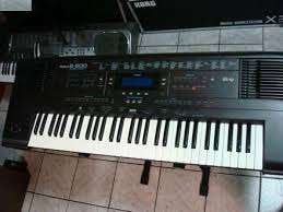 keyboard for sales Roland E 500 RD