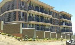 1 and 2 bedroomed apartment to let in nakuru.