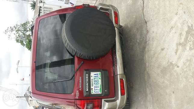 Very sharp Mitsubishi SUV (Montero) for sale at a Giveaway Price! Port-Harcourt - image 3