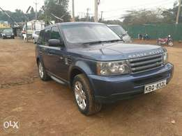 Land Rover sport 2005