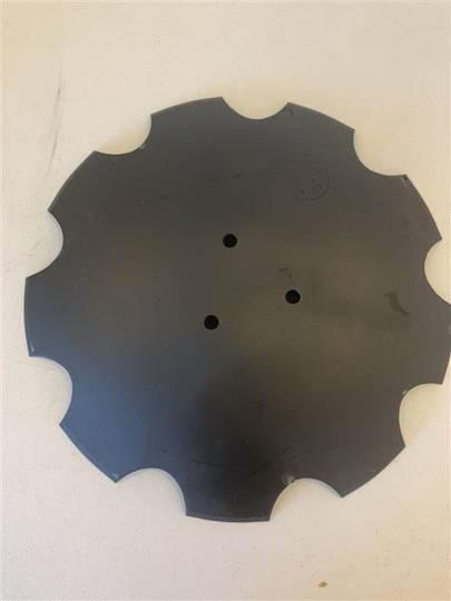 Horsch Tallerken/disc 460 X 6 Mm