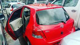 """Clean """"Push to Start"""" Toyota Vitz Fully Loaded"""