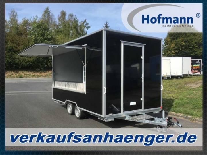 Hofmann anhänger 420x230x230 verkaufsanhänger