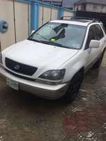 Nigerian used lexus jeep for sale