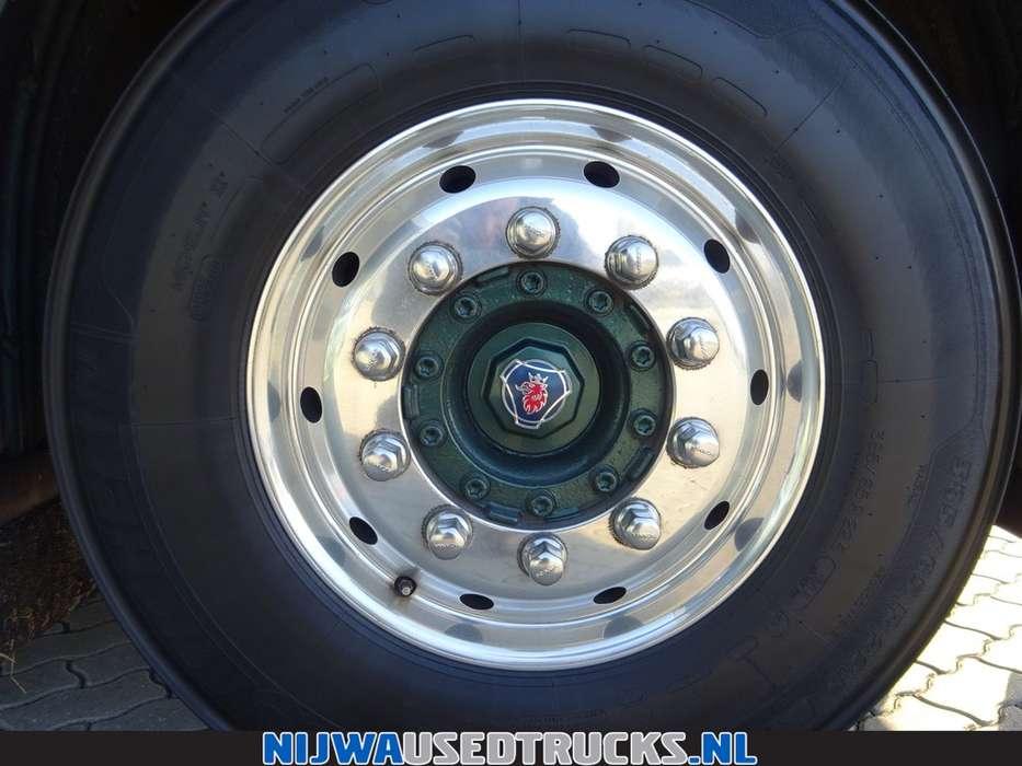 Scania R 520 Retarder + Hydrauliek - 2014 - image 6