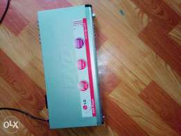 LG DVD player for sale without Remote control...