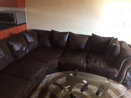 use leather couch for sale